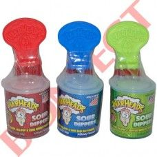 WARHEADS SOUR DIPPERS 42G