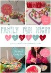 Family Fun Night: Conversation Hearts - not consumed