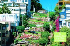 Lombard St San Francisco