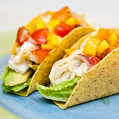 Fish Tacos | 20 Glorious Gluten-Free Recipes