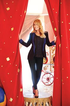Lauren Conrad's October Kohl's Collection {love these photos}