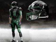 New York Jets Concept Uniform