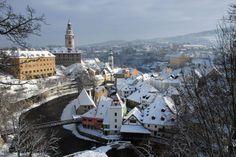 Photography チェスキークロムロフ in Cesky Krumlov, South Bohemian Region, Czech Republic from January : Pashadelic