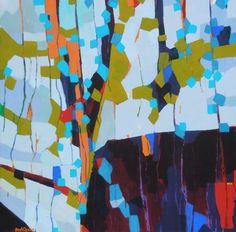 "Saatchi Online Artist Mellissa Read-Devine; Painting, ""Building the Temple"" #art"