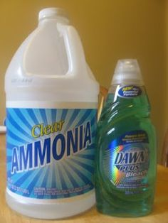 I have been using this solution for YEARS.......takes out ALL kinds of stains!  DO NOT USE WITH BLEACH