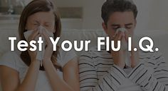 Influenza is a condition that affects young and old alike. But how much do you really know about the virus? Test your knowledge with this true/false quiz.  #quiz #flu #influenza