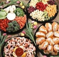 Finger food wedding
