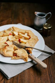 Hummingbird High: Salted Caramel and Apple Crostata (with a Surprise Ingredient!)