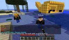The Hunger Games Mod para Minecraft 1.4.6 y 1.4.7