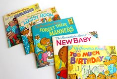 Berenstain Bears Books Collection
