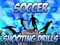 Powerful Soccer Shooting Drills!  http://www.ultimatesoccerdrills.com/soccer-shooting-drills/  #soccer #drills #sports