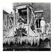 mardi gras | mobile c. 1699