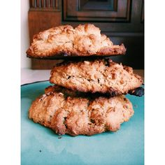 @dileestrade enjoys a fluffy batch of cookies using Coach's Oats pancake mix. Thank you for being a fan! #coachsoats