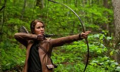 The Hunger Games--behind the scenes in NC