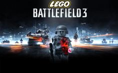 What Battlefield really needs #LEGO