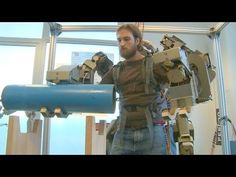This Is the Strongest Exoskeleton For Now | HIGH T3CH