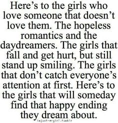 Here's to the girls!