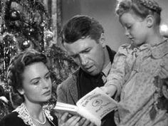 George Bailey of It's A Wonderful Life reading The Adventures Of Tom Sawyer by Mark Twain