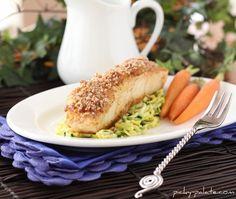 Pecan Crusted Sea Bass