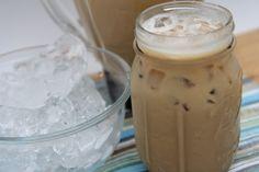 Homemade Frappuccino Recipe Ever!