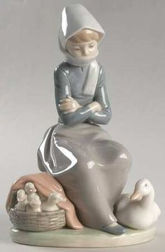 Collectible Figurines   LLADRO LLADRO FIGURINES at Replacements, Ltd