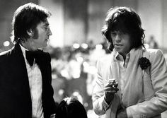 Lennon and Jagger