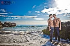 Chippendale Gay Couple Engagement by Eddie Lin, via 500px