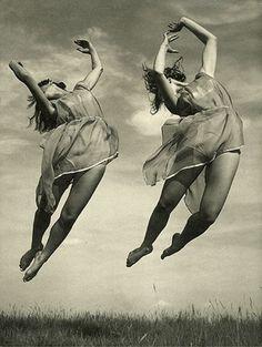 ballet - dance - in flight