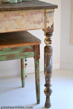 More distressed furniture