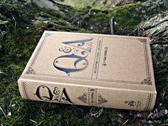 qa book, book covers