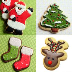 Christmas Sugar Cookie