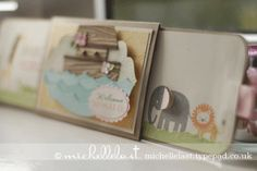 Zoo-babies-elephant stamp sets, baby cards, order stampin, baby stampin up, babi card, stampin up double slider card, zoo babies stamp