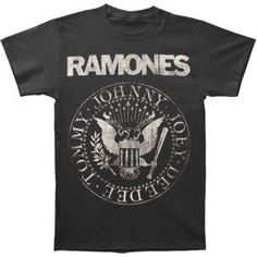 Ramones - T-shirts - Soft Tees