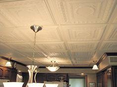 paintable flat ceiling tiles