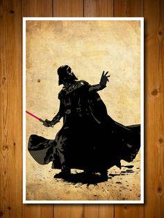 Star Wars Poster - Darth Vader.