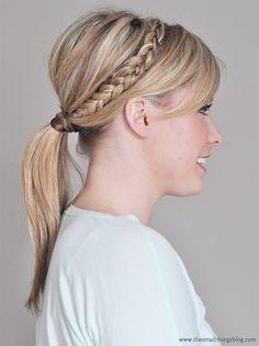 everyday hairstyles, disney hairstyles, prom ponytail hairstyles, updo ponytail hairstyles, prom hairstyles