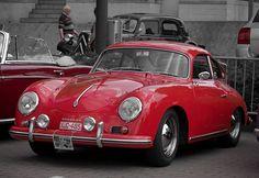 Porsche 356 Speedster.