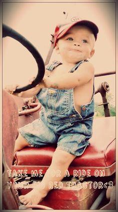 Country boy photo ideas