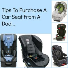 Tips to Purchase a Car Seat From a Dad