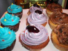 Amazing cupcakes available at LSD- Love, Sugar & Dough, Mumbai
