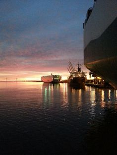 Port of Brunswick Ga.