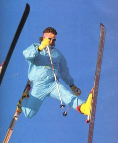 Gorgeous looking daffy. #ThrowbackThursday SkiMag.com