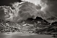 Garnet Lake - Ansel Adams Forest