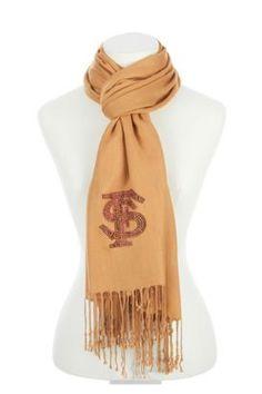 FSU Seminoles by Collegiate Fashionista FS Scarf