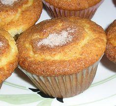Tuscan Lemon Muffins - full details→ http://megansmoothierecipes.blogspot.com/2013/08/tuscan-lemon-muffins.html