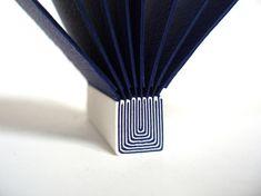 Onionskin binding by Benjamin Elbel #bookbinding
