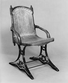 Platform Rocking Chair