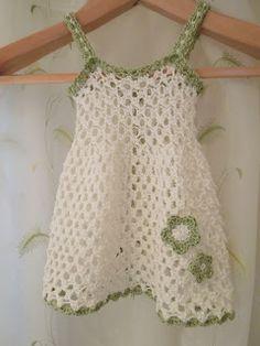 Happy Berry Crochet: Baby Girl Dress Sizes