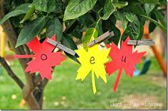ABC letter hunt alphabet activity for preschoolers