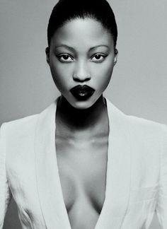Nyasha Matonhodze photographed by Kevin Sinclair.